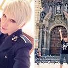 Reika: famosa cosplayer japonesa en su paso por Perú