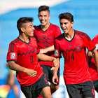 México Sub 17 triunfa en su debut en el Premundial