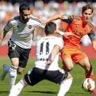 Piatti liquida a la Real con dos goles en tres minutos
