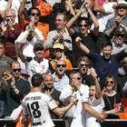 El Valencia - Real Sociedad, en imágenes