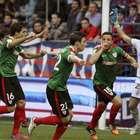 El Eibar - Athletic de Bilbao, en imágenes