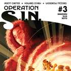 Ve el nuevo arte de 'Agent Carter' en 'Operation: SIN #3'