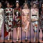 Milan Fashion Week: Dolce & Gabbana, moda femenina y hermosa