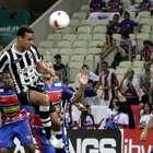 Ceará mantém tabu sobre Fortaleza e abre vantagem em grupo