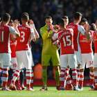 Arsenal's victory over Everton in London derby