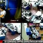 Lima: espectacular robo es captado por 32 cámaras