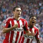 Sunderland's player suspended after arrest in England