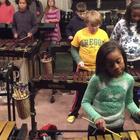 Niños recrean grandes éxitos de Led Zeppelin con ¡xilófonos!