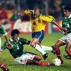 Actuación de México en imágenes en Copa América de 1997
