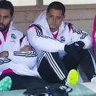 Noriega says 'Chicharito' should not make a quick decision