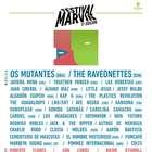 The Raveonettes, Little Jesus y más en el Festival Marvin