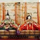 Las muñecas invaden Japón para celebrar el día de las niñas