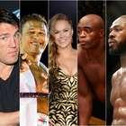 Com qual lutador do UFC você mais se parece?