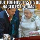 Memes de la visita de Peña Nieto a Reino Unido