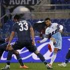 F. Anderson joga bem, mas Lazio só empata com Napoli em semi