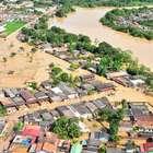 Rio Acre atinge a maior cheia da história com 18,24 metros