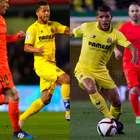 Hermanos Dos Santos juegan en caída de Villarreal ante Barça