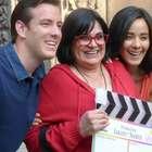 'La Vecina' reúne a su elenco para el claquetazo oficial