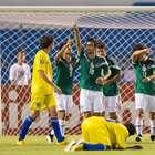 Tri Sub-17 golea 6-0 a Santa Lucía en el Premundial 2015