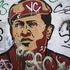 Murales mantienen vivo a Hugo Chávez en calles de Venezuela