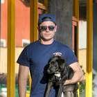 Zac Efron irradia ternura y ¡musculatura!