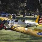 Harrison Ford sufre accidente en avión que piloteaba