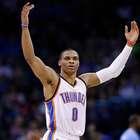 ¡De otro mundo! Westbrook repite hazaña de Michael Jordan