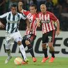 Imágenes del empate de Atlético Nacional contra Estudiantes