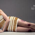 #TheDress, reclamo para luchar contra la violencia de género