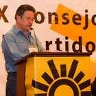 Comisión electoral del PRD se accidenta en San Luis Potosí