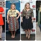 Kelly Clarkson: su estilo antes y después del sobrepeso