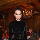 Kendall Jenner enloquece París tras desfilar para Balmain