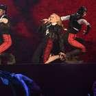 ¿Cómo Madonna evitó sufrir tras su caída?