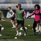 Ødegaard ya sabe lo que es asistir a Cristiano Ronaldo