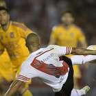 Tigres logra valioso y sufrido empate ante River Plate