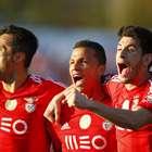 Benfica se impone a Arouca fuera de casa y es aún más lider