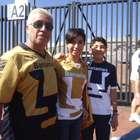Afición auriazul respalda a Pumas en triunfo sobre Monarcas