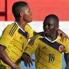 FOTOS: Perú vs. Colombia en el Sudamericano Sub-17