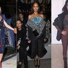 Decote e casaco de pele: você usaria roupas das famosas?