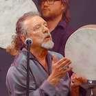 Robert Plant marcó un hito en la historia de Lollapalooza