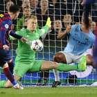 Demichelis es el causante de la lesión de Messi, según ESPN