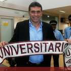 Universitario: Luis Fernando Suárez ilusionado por dirigir