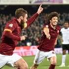 ¡Por fin! Roma vence al Cesena y rompe racha de 5 sin ganar