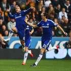 Las imágenes del duelo entre Hull City y Chelsea