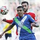 Luiz Gustavo marca e dá empate ao Wolfsburg contra Mainz