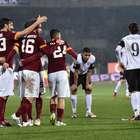 Roma vence Cesena; Inter é derrotada por Sampdoria