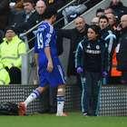 Diego Costa abandona la concentración con rotura fibrilar