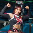 Marcela: luchadora dentro y fuera del ring