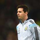 Messi will remain with Argentina after foot injury scare