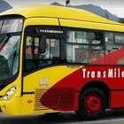 Denuncian nuevo atraco masivo en bus de TransMilenio
